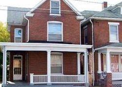 Chambersburg Foreclosure