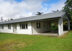 Pahoa Foreclosure
