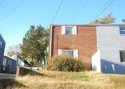 Capitol Heights Foreclosure